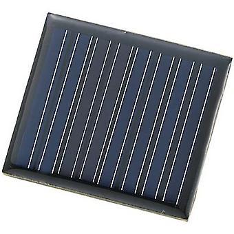 Panel Solar de Conrad componentes