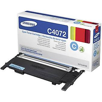 Samsung Toner cartridge CLT-C4072S ST994A Original Cyan 1000 pages
