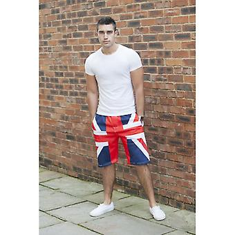Union Jack Wear Union Jack Bermuda Shorts