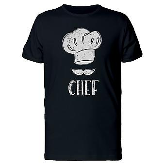 Chef Garments Drawings Tee Men's -Image by Shutterstock