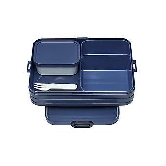 Rosti Mepal Large Bento Lunch Box, Nordic Denim