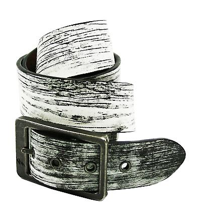 Ash Leather Belt