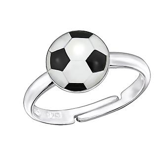 Football - 925 Sterling Silver Rings