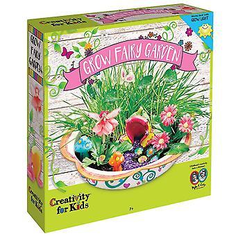 Kreativität für Kinder wachsen Ihre eigenen Märchen Garten-Kit