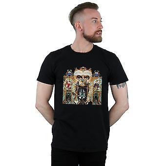 Michael Jackson mænds Dangerous-Album Cover T-Shirt