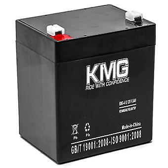 KMG 12V 4.5Ah Replacement Battery for Para System MINUTEMAN PRO 200 200i