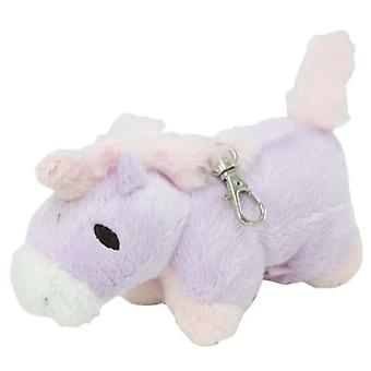 Pillow Pet Key Tag Unicorn