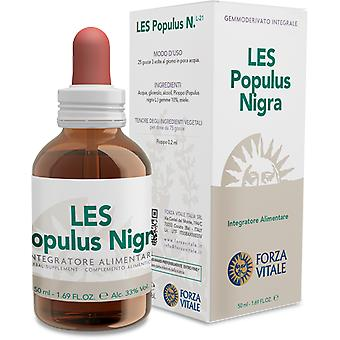 Forza Vitale Les Populus Nigra 50 ml (Herbalist's , Natural extracts)