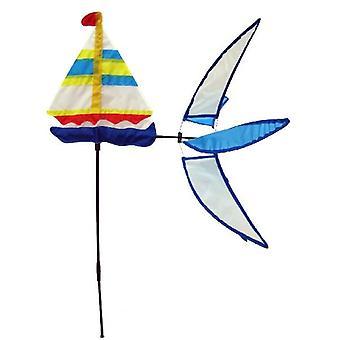 Losange moulin bateau