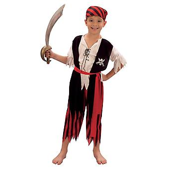 Bnov Pirate Boy Jim Costume