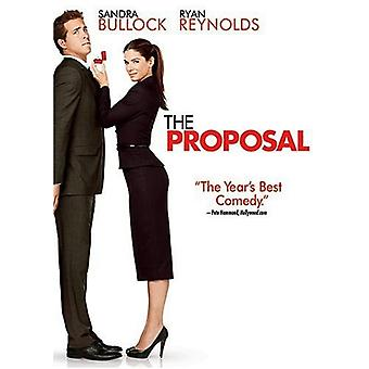 The Proposal [DVD] USA import