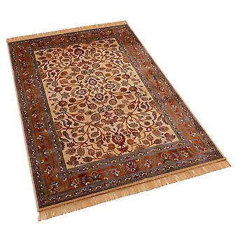 Large Afghan Ziegler Artificial Faux Silk Effect Rugs 5663/4 160 x 230cm
