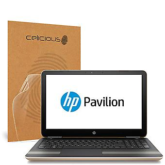 Celicious Impact Anti-Shock Shatterproof Screen Protector Film Compatible with HP Pavilion 15 AW084SA