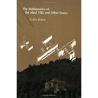 A matemática da vila Ideal e outros ensaios por Colin Rowe - 9