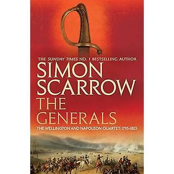 De generaals door Simon Scarrow - 9780755324361 boek