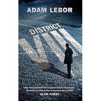 District VIII by Adam LeBor - 9781786692702 Book