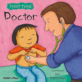 Läkare av Jess Stockham - 9781846433344 bok