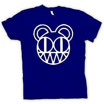 T-shirt - Radiohead - Radio sulla testa