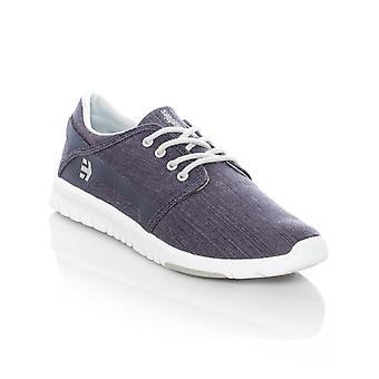 Etnies Blue-Grey-Navy Scout Shoe
