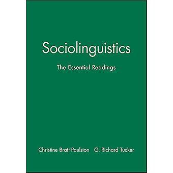 Soziolinguistik - die wesentlichen Lesungen von Christina Bratt Paulston