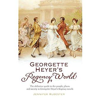 Mundo de regência do Georgette Heyer