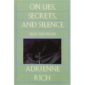 Sobre mentiras, secretos y silencio: seleccionado prosa, 1966-78