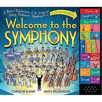 Bienvenue à l'orchestre symphonique