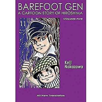 Barefoot Gen: Never-ending War v. 5 (Barefoot Gen)