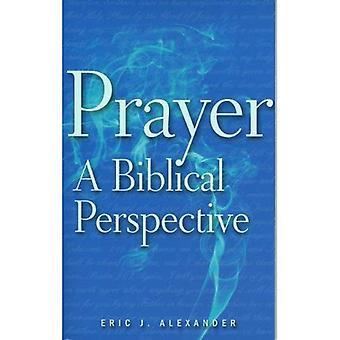 Prayer, a Biblical Perspective