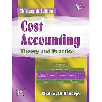 COST ACCOUNTING 13TH ED