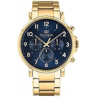 Tommy Hilfiger | Mens Gold Daniel | 1710384 Watch