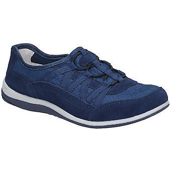 Fleet & Foster Womens Dahlia Slip On Lightweight Shoes
