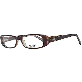 Denke, optischen Rahmen GU2375 51 D96
