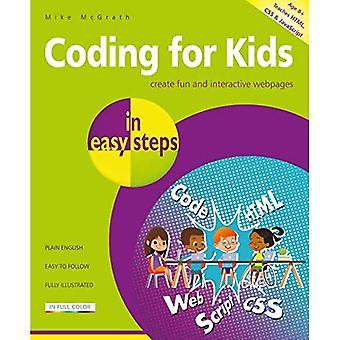 Coding for Kids in easy steps (In Easy Steps)