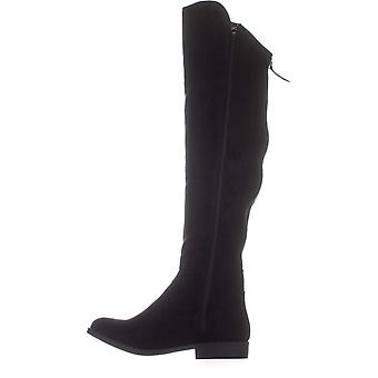 Style & Co. Womens Hayley Round Toe Over Knee Fashion Boots