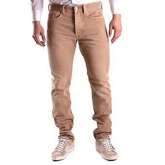 Pantalones vaqueros de Ralph Lauren Beige algodón
