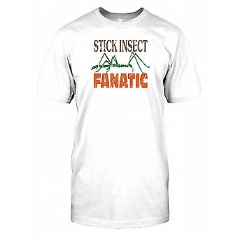 Stick Insect Fanatic Mens T Shirt
