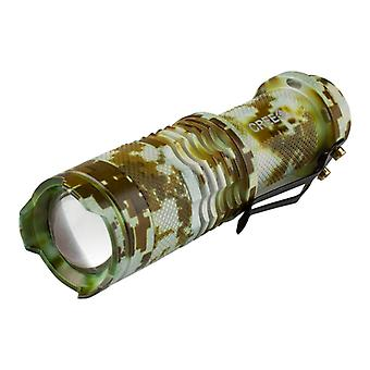 LED Ficklampa CREE Ultrafire - Camouflage