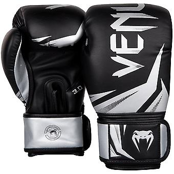 013b9bd0b Venum Challenger 3.0 Training Boxing Gloves - Black Silver