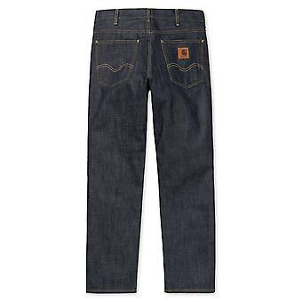 Carhartt WIP Marlow Pant Jeans  Blue Rigid