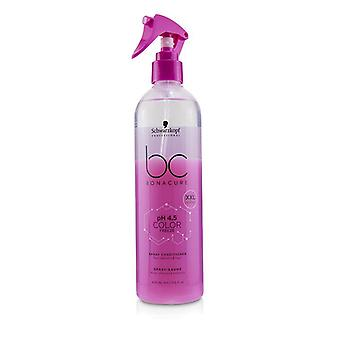 Schwarzkopf BC Bonacure pH 4.5 Color Freeze Spray Conditioner (For Coloured Hair) 400ml/13.5oz