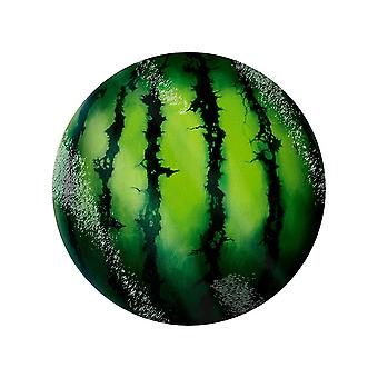 Grindstore Watermelon Circular Glass Chopping Board