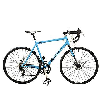Falcon San Remo Boys 700C Steel Road Bike Blue/ Black