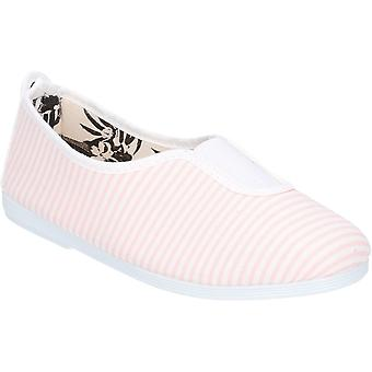 Flansy Girls Infants Rayuela Slip On Casual Summer Shoes