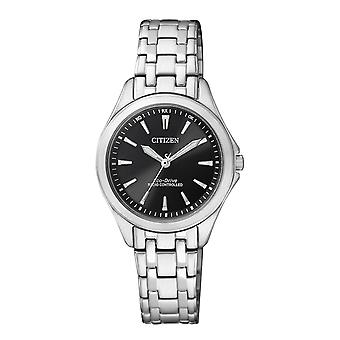 Citizen Eco Drive Damenuhr Funk (ES4020-53E)