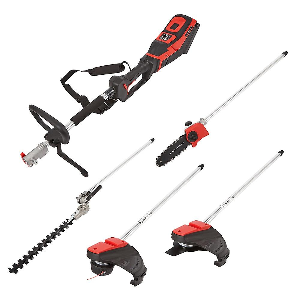 Garden 5 in 1 Multi Tool Hedge Trimmer Brush Cutter Chainsaw Pruner (Body ONLY)