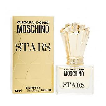 Moschino Cheap & Chic Stars Eau de Parfum 30ml EDP Spray