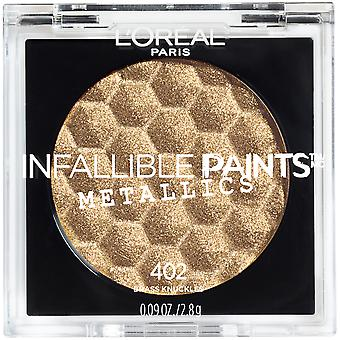 L ' Oréal Paris ufeilbarlig maling øyenskygge metallics