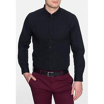 Merc Black Albin Shirt