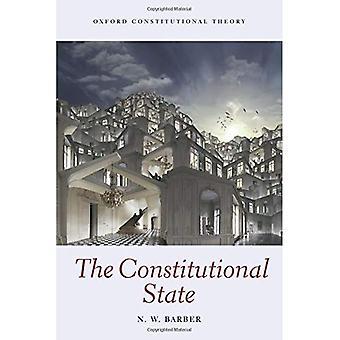 Perustuslaillinen valtio